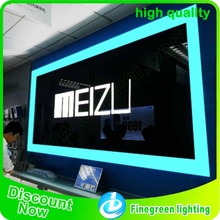 electric tape for store and exhibition custom el panel strip for display