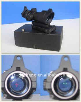 ACOG Red dot and green dot reflex sight scope HD-1