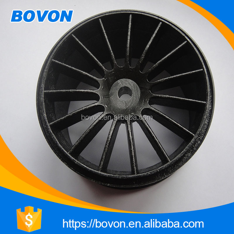 OEM/ODM plastic wheels concave aluminum injection die molding produced in China