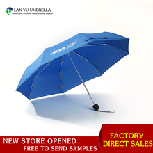 Standard size solid color round shape umbrella specification