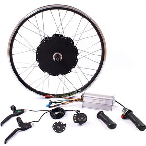 48V 500W 750W 1000W electric bicycle direct brushless hub motor 13Ah Lithium battery mountain ebike conversion kit