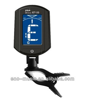 hot selling professional digital clip on tuner
