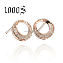 Fashion New 2016 Latest Gold Earring Designs,Fashion Earring Women Jewelry
