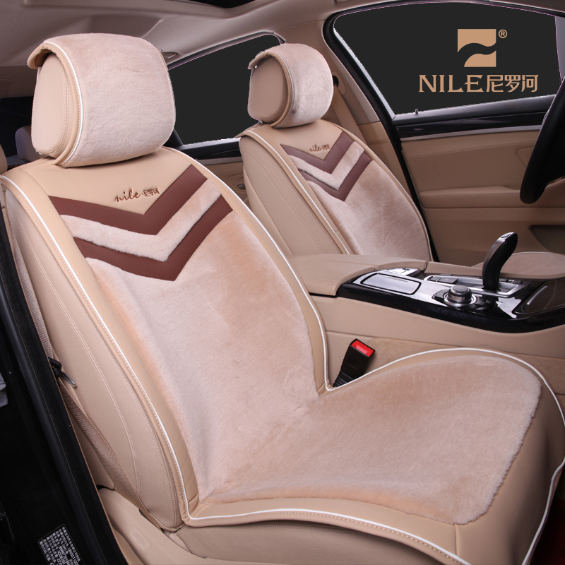 Professional manufacturer,soft fur fabric back seat cover with low price for car