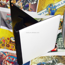 Factory direct computer set Custom Blank sublimation Swivel Stand 360 degrees to the Tablet PC case For Apple iPad Air