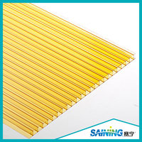 polycarbonate car awning