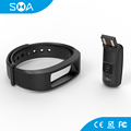 Pixat 8002 USB Charging Smart Fitness Tracker With Heart Rate Monitor Blood Pressure Smart Bracelet