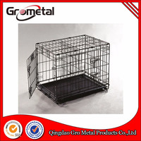 Powder coated pet display cage for sale