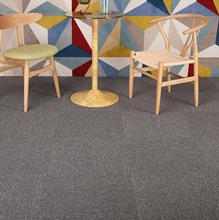 Original carpet supplier wear-resistance Nylon tiles Indoor use Customized