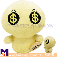 china product whlosale custom plush lucky doll