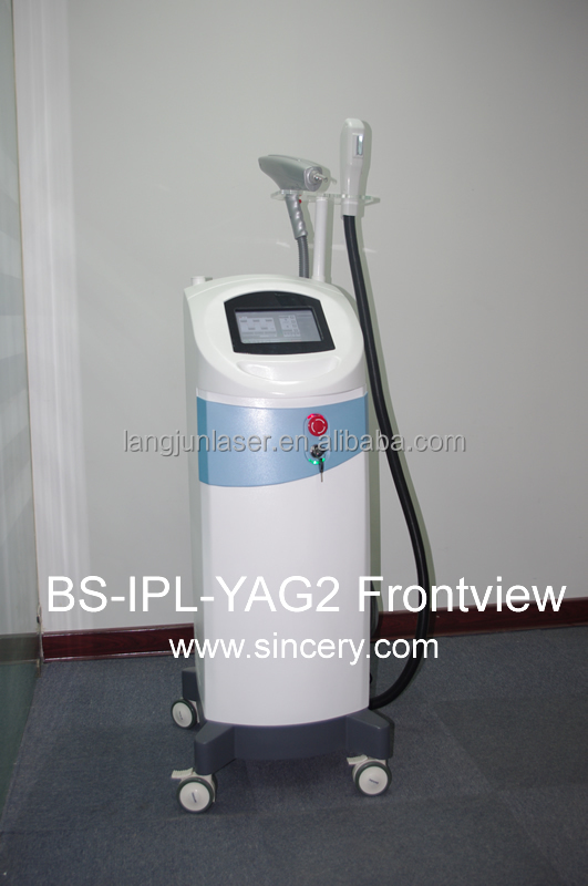 2014 ! professional ipl laser facial rejuvenation machine / Permanent Hair Removal Products IPL