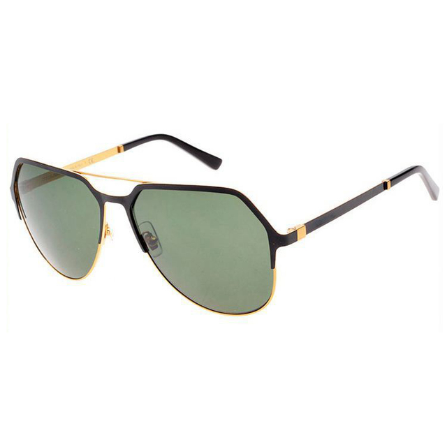 Best price factory supply top quality 2017 cool metal sunglasses for men