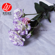 140480 Popular classical india home and wedding decorating lisianthus artificial flowers
