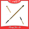 MSQ Makeup tools bamboo handle double eyebrow brush + eyebrow comb makeup brush New