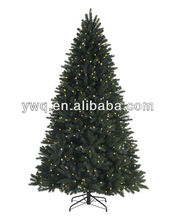 promotional artificial spiral christmas tree
