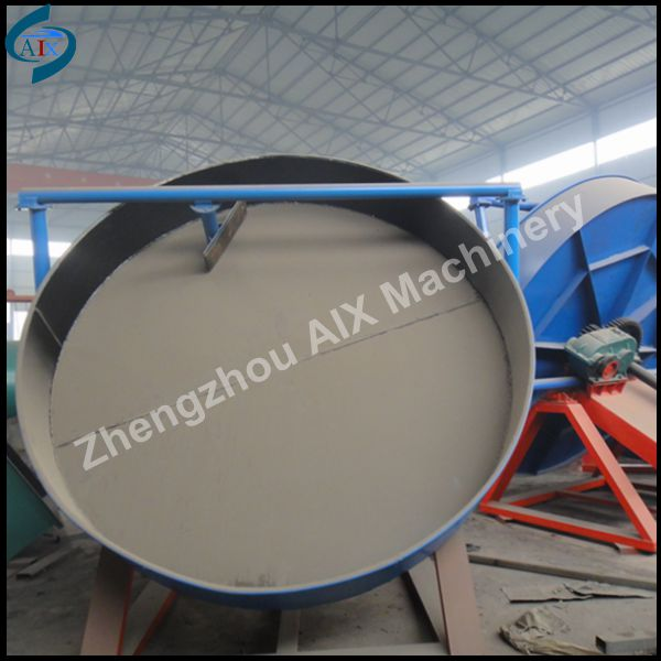 Fertilizer granulating disc/ fertilizer disc granulator with big capacity