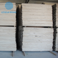 Factory price High Quality Paulownia Edge Glued Boards for furniture wood