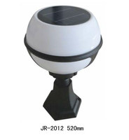 Globe solar garden lights led garden lights solar lights JR-2012