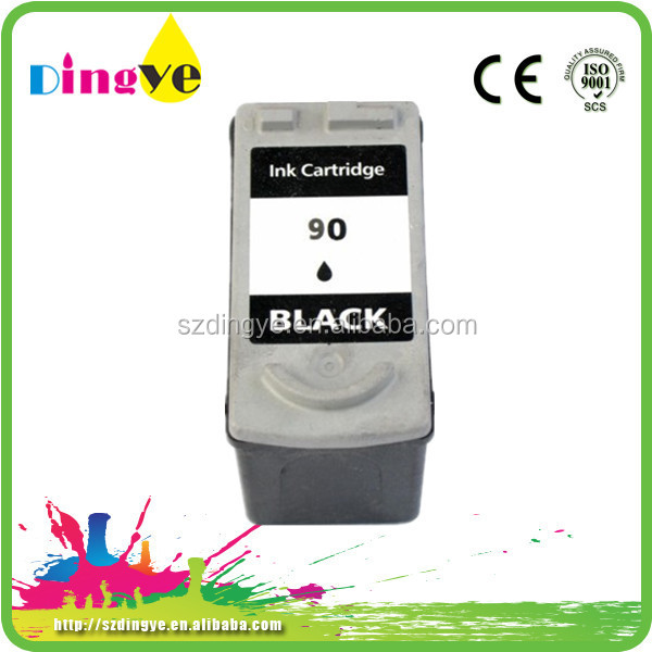 Remanufactured empty refill ink cartidge 90 91 for canon printer MP450,470,IP2200