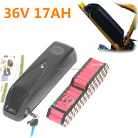 Hailong Case 36v 17ah 18650 Cell