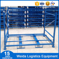 High Quality Steel Stackable and Foldable Stillage Pallet