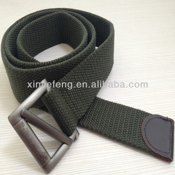 custom police belt with buckle