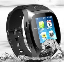 2017 Cheap Bluetooth Smart Watch with Dial SMS Reminding Music Player Pedometer for Mobile smart Phone M26