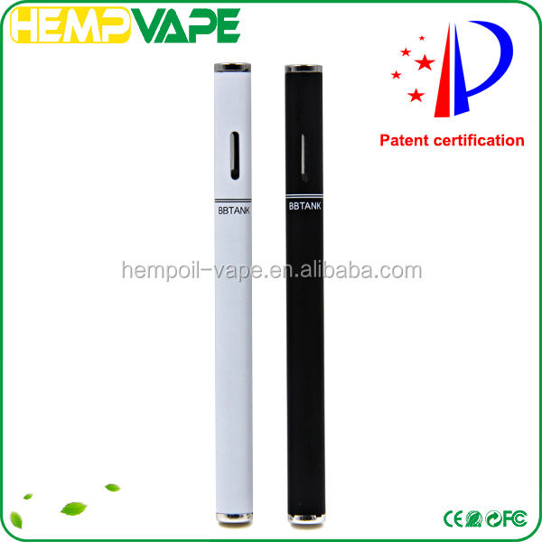 2017 New design disposable electronic cigarette with bud cartridge