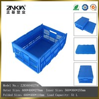 storage use plastic material storage baskets with lid