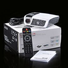 LED Water Light Projector / Home Theater Portable DVD Projectors / DVD Projector For Kids