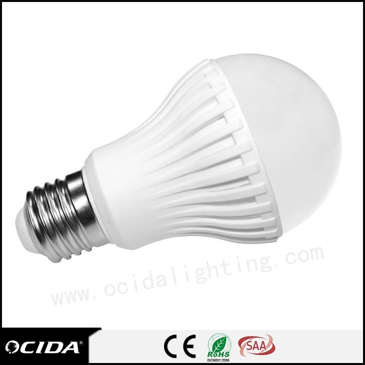Color Changing Aluminium Die Casting Housing 1 Volt Led Light Bulbs