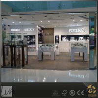customized materials retail store design and construction