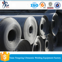 Geomembranes Type and EVA,HDPE,LLDPE,PVC,LDPE Material hdpe geomembranefor fish tank