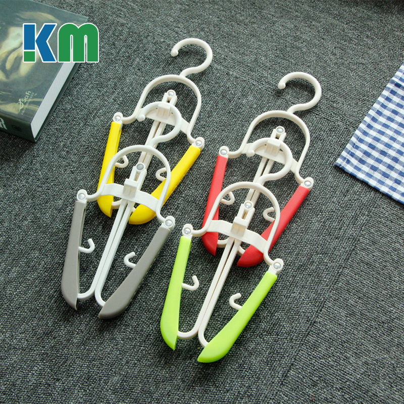 New Special Best Quality Multi Plastic Folding Scarf Hanger