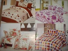 Stock Lots Bedsheets Different Designs and Colors