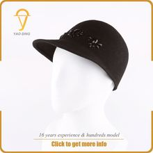 Yaoding customise new fashion promotion private label car logo caps