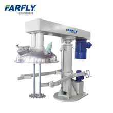 China Farfly FDH Certificated High Speed Double Shaft Disperser Factory