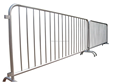 concert used road safety pedestrian crowd control barriers