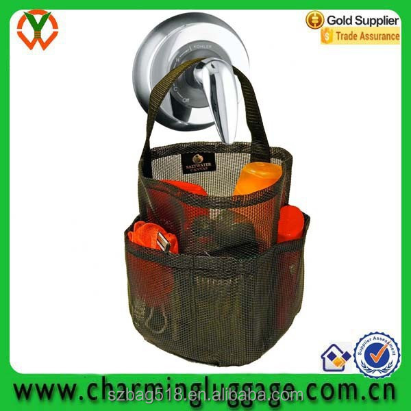 Mesh Shower Tote list manufacturers of mesh shower caddy organizer, buy mesh shower