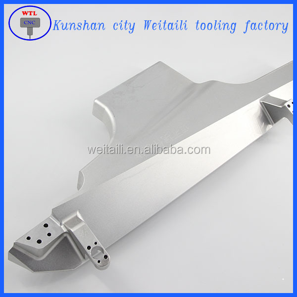 Stainless Steel CNC machining parts on customers model