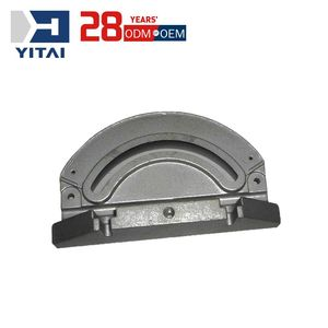 Yitai Mould Design CNC Processing Hardware Die Casting Furniture Pull Door Knob Lock Covers