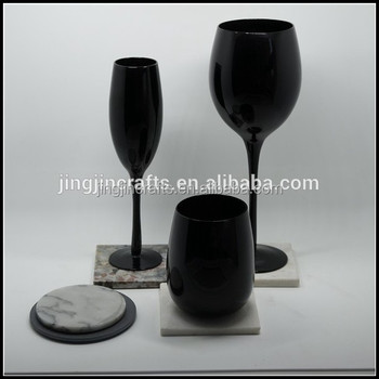 2017 New Top Quality Elegant Household Natural Slate Coaster
