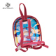 Cheap Small Lightweight Waterproof Children Kids PVC Bag Backpack