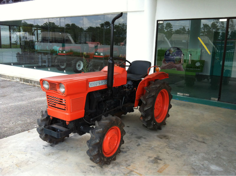 Tractor Kubota L2201DT For Sale In Malaysia