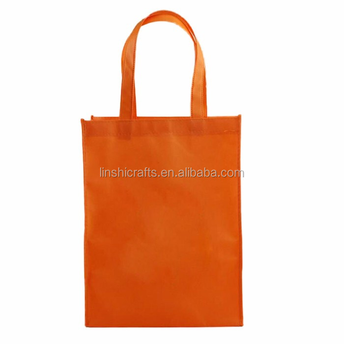 New products eco friendly reusable promotional non woven bags