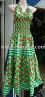 Dresses in African design
