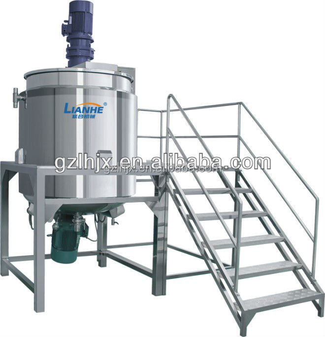 Guangzhou famous soap making machine price with good quality