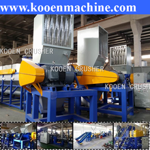 kooen good after-sales service plastic film crusher