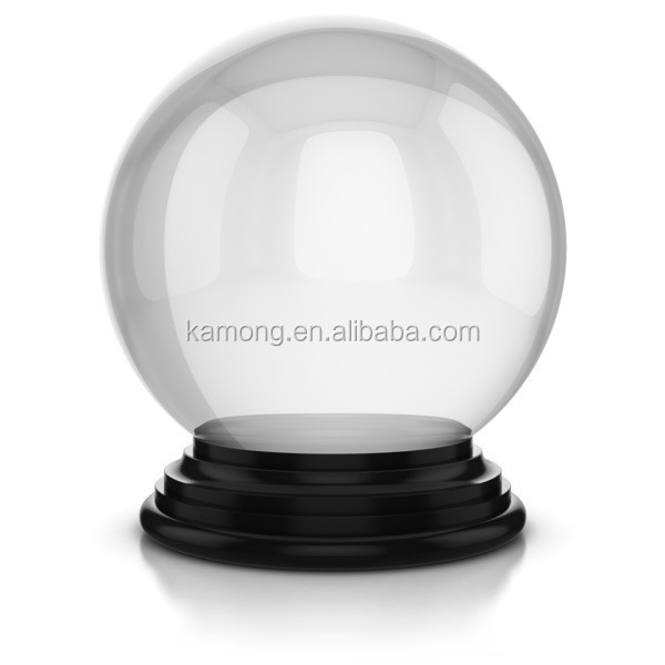 wholesales cheap promation crystal ball for graduation gifts