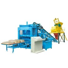 low price quality cement block machine QTY 9-18 Fully automatic hydraulic Hollow block making machine